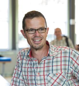 Referent Hansjörg Forster