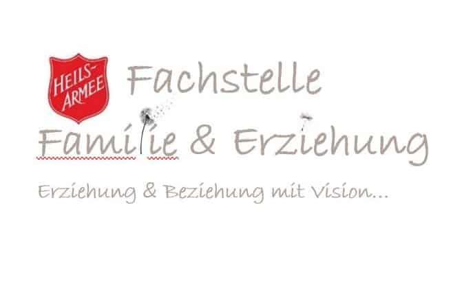 Logo Heilsarmee Fachstelle Familie und Erziehung