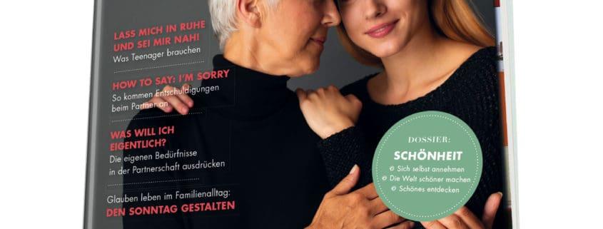 Titelbild Zeitschrift FamilyNEXT